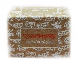Herbal Soap - Rosemary, Spring