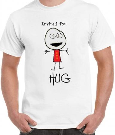 Invited For Hug T-Shirt