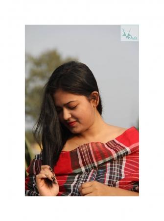 Bangladeshi Gamcha (Handwoven towel)