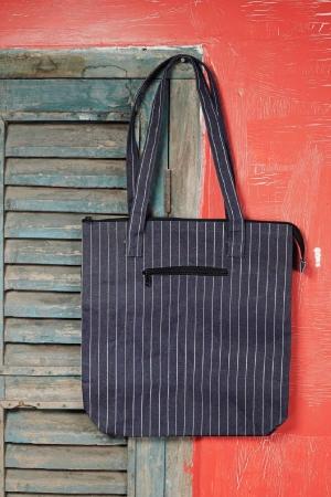 Canvas Tote Bag.