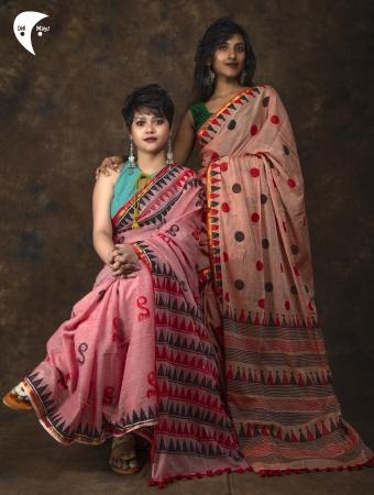 Lakhhi Malmal cotton  saree