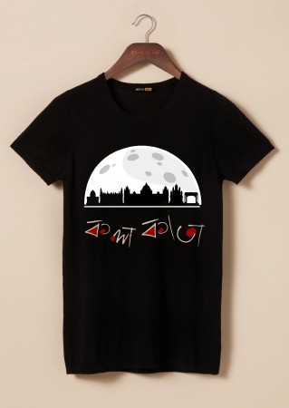 Kolkata themed bengali t-shirt
