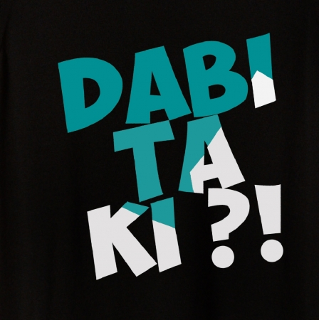 Dabi Ta Ki quoted bengali t-shirt