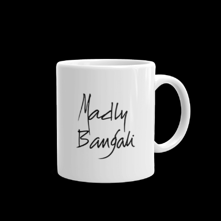 Madly Bangali Coffee Mug