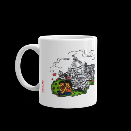 Madly Bangali Coffee Mug
