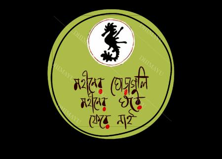Mohiner Ghoraguli ghore fere nai Bengali Tshirt